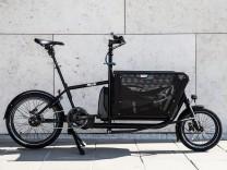 Serie: Lastenräder im Test: Kinderparty in der Kuschelbox