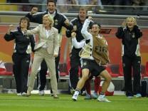 Deutschland Frauenfußball-WM 2011