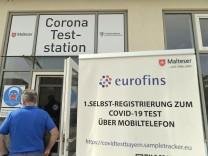 Newsblog zum Coronavirus im Landkreis München: Maskenpflicht in sechs Orten