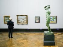 'Impressionismus - Expressionismus. Kunstwende' Exhibition