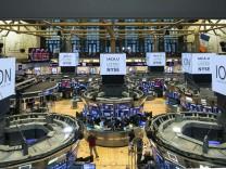 USA: Wenn die Wall Street wählen geht