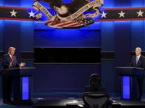 Donald Trump, Joe Biden, Kristen Welker