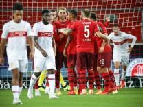 VfB Stuttgart v 1. FC Koeln - Bundesliga