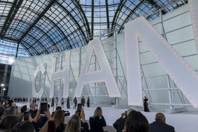 Chanel, 6.10.2020, Paris, Fotografin: Katharina Wetzel, Bild hat Online-Recht