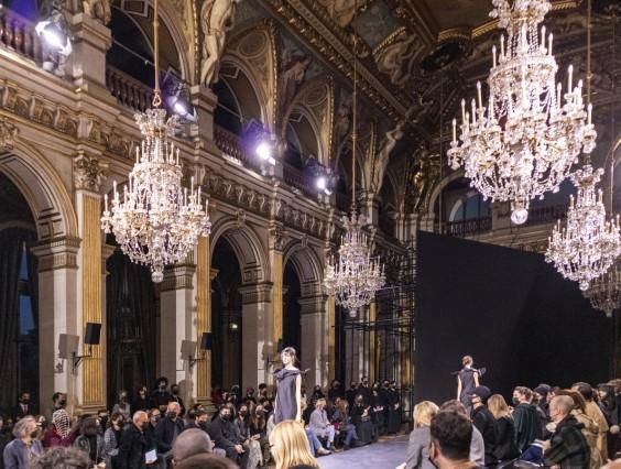 Yohji Yamamoto, 2.10.2020, Paris, Fotografin: Katharina Wetzel, Bild hat Online-Recht