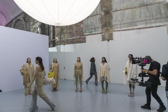 Acne Studios, Paris, 30.09.2020, Fotografin: Katharina Wetzel, Bild hat Online-Recht
