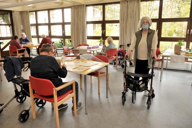 Krailling: Caritas Altenheim