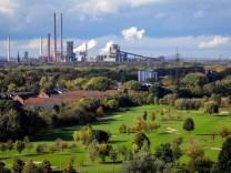 Ruhr-Metropole: Luft nach oben