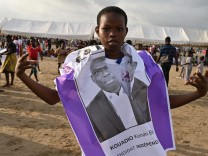 Afrika: Die Verlockungen der dritten Amtszeit
