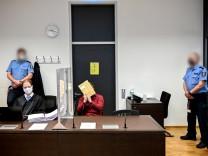 Missbrauchskomplex Bergisch Gladbach - Prozess Wiesbaden