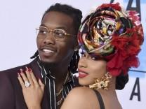 US-Rapperin Cardi B zieht Scheidungsantrag zurück