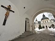 Kloster Ettal Sexuelle Gewalt an Schulen Internat dpa
