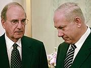 Mitchell Netanjahu Israel USA