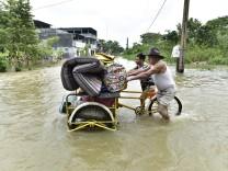 "Tiefdruckgebiet ""Eta"": Tote nach Unwetter in Mexiko"