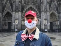 Karnevalsauftakt in Köln: Narrensicher