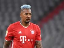 FC Bayern: Jerome Boateng im Herbst 2020 gegen Hertha BSC Berlin