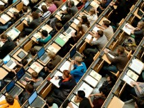 """Meinungsfreiheit an der Universität: """"Wir haben nur einen Schnappschuss gemacht"""""""