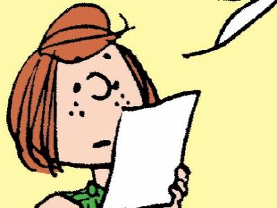 Dilbert, Peanuts & Co.: Eine glatte Sieben