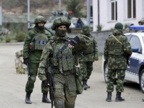 Konflikt um Bergkarabach: Der Waffenstillstand ist für Armenien bitter