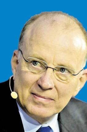 Marco Fuchs beim SZ-Wirtschaftsgipfel in Berlin, 2019