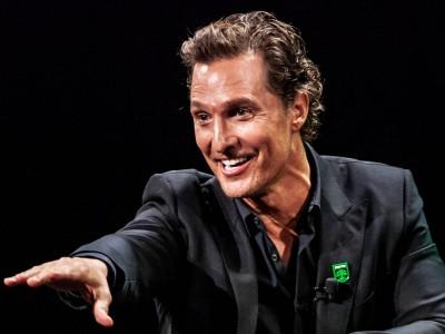 """""""Greenlights"""" von Matthew McConaughey: """"Wir umarmen uns und küssen uns und kämpfen miteinander"""""""