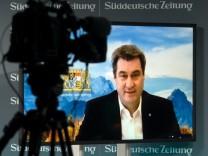 SZ-Wirtschaftsgipfel: Wirtschaft stimulieren – nicht nur narkotisieren