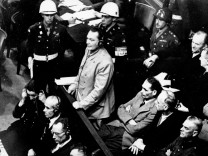 Jahrestag Nürnberger Prozesse