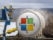 HAS TO BE USED WITH CREDIT: Jonathan Banks/Microsoft/Cover Images ..... Microsoft have this week (14 Sep) shown off the
