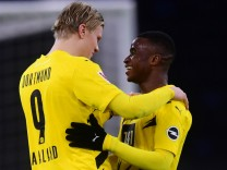 BVB deklassiert Hertha: Haaland rollt den roten Teppich für Moukoko aus