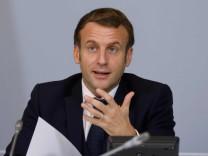 Coronavirus weltweit: Macron erwägt Lockerung des Lockdowns