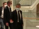 Korruptionsprozess gegen Sarkozy unterbrochen (Vorschaubild)