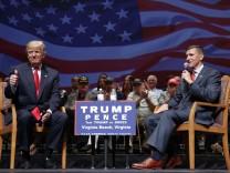 Begnadigung von Michael Flynn: Trump revanchiert sich