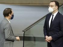 """Coronavirus in Deutschland: Lauterbach: Weihnachten und Silvester mögliche """"Kickstarter"""" für Pandemie"""