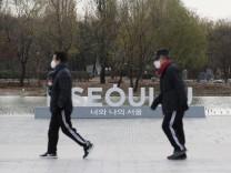 Coronavirus weltweit: Südkorea meldet höchste Zahl an Neuinfektionen seit März