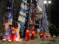 Neapel trauert um Diego Maradona: Noch einmal die volle Ladung Liebe