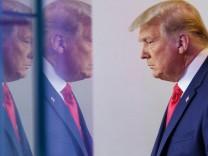 USA: Wie ein amerikanischer Präsident aus dem Amt scheiden sollte
