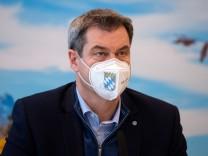Coronavirus-Newsblog für Bayern: Kabinett berät über neue Corona-Regeln