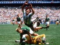 Diego Maradona: Er veränderte das Spiel wie kein anderer