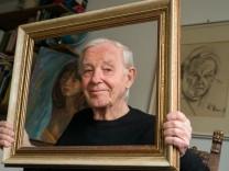 Berühmter Porträtmaler: Günter Rittner ist tot