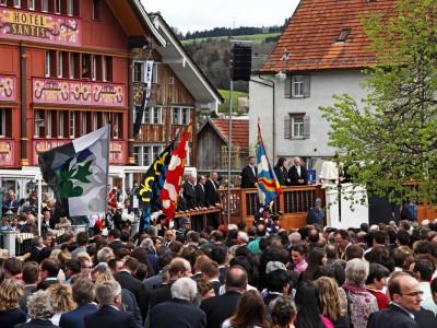 Frauenwahlrecht: Als der kleinste Schweizer Kanton aufatmete