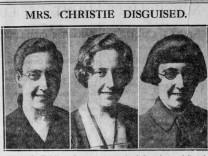 Geschichte: Wie Agatha Christie verschwand