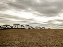 Bauboom: Ein Dorf verdoppelt sich
