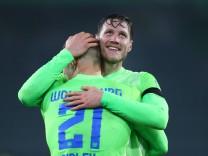 5:3-Erfolg des VfL: Plötzlich Euphorie im manchmal faden Wolfsburg
