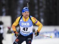 Biathlon: Volle Pulle ausgeparkt
