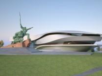 Architektur und Politik: Poser für Putin