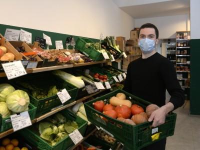 """Ökoesel in Neuhausen: """"Bioprodukte sollen nicht der Elite vorbehalten sein"""""""