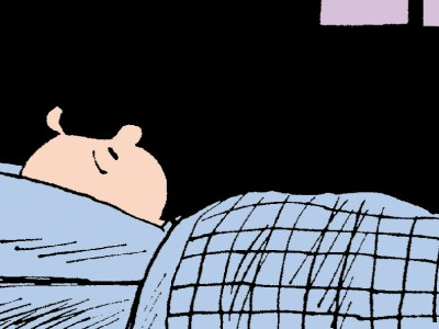 Dilbert, Peanuts & Co.: Nächtliche Fragen