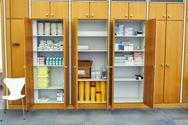 Corona-Impfzentrum LKR EBE