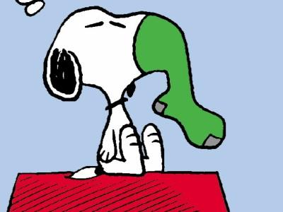 Dilbert, Peanuts & Co.: Snoopy geht auf Nummer sicher