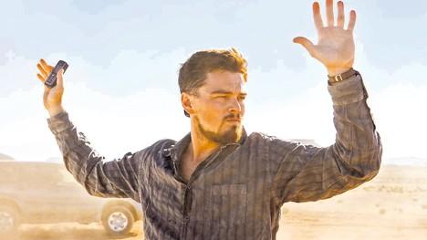 Leonardo DiCaprio, Filmszene Body of Lies